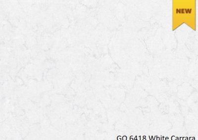 GQ 6418 White Carrara