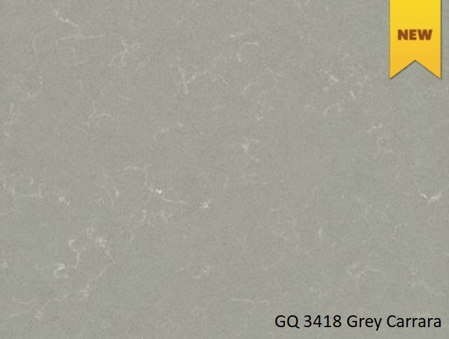 GQ3418 Grey Carrara