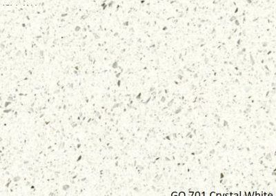 GQ 701 Crystal White